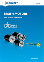 Crouzet Motors Brush Motors