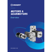 Crouzet Motors overview