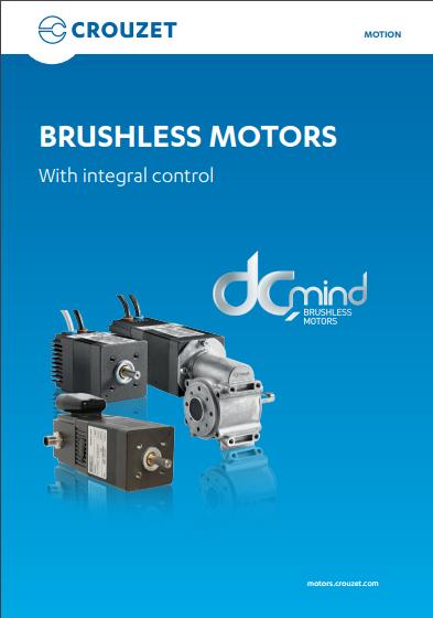Crouzet Motors Brushless brochure