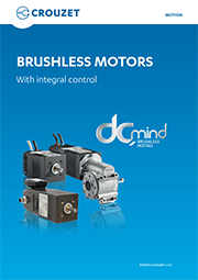 Crouzet Motors Brushless brochure
